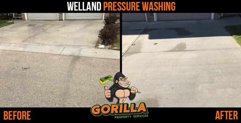 Welland Pressure Washing