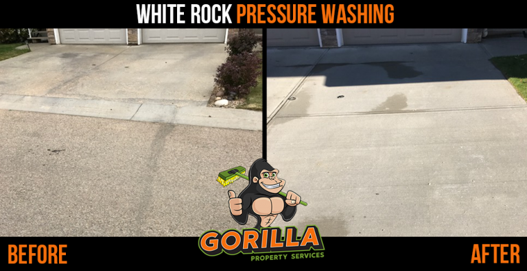 White Rock Pressure Washing