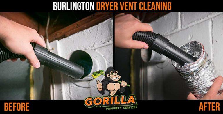 Burlington Dryer Vent Cleaning