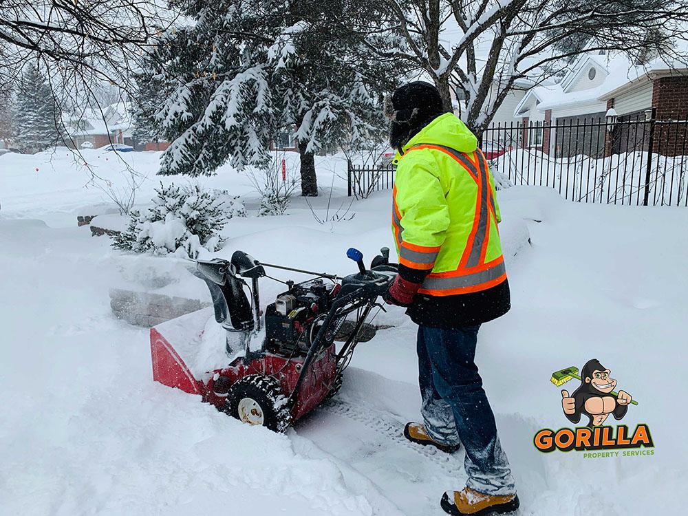 Bundling Winter Services