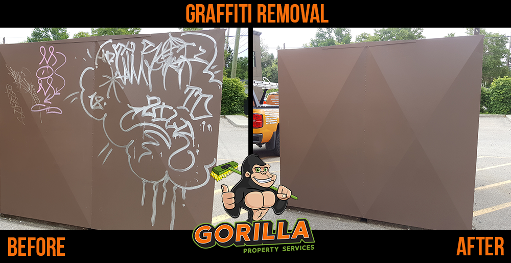 Graffiti Be Gone