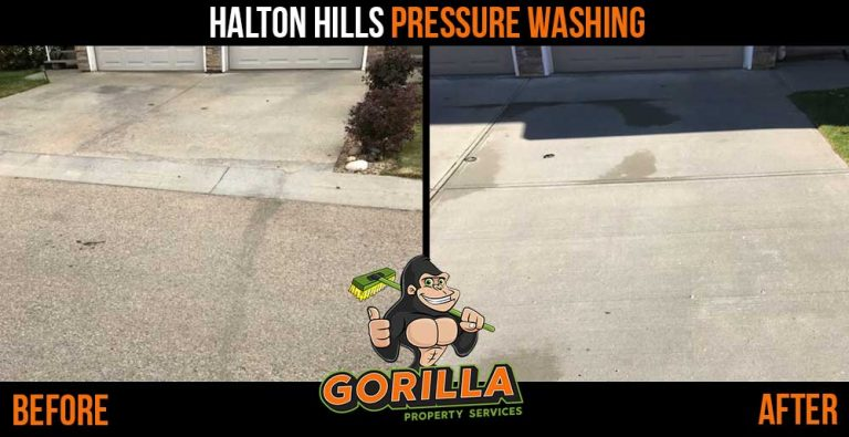 Halton Hills Pressure Washing