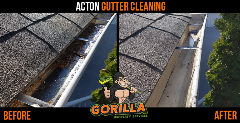 Acton Gutter Cleaning