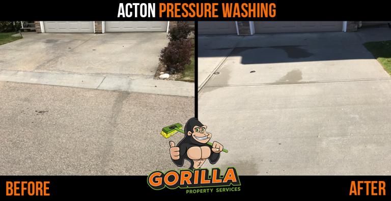 Acton Pressure Washing