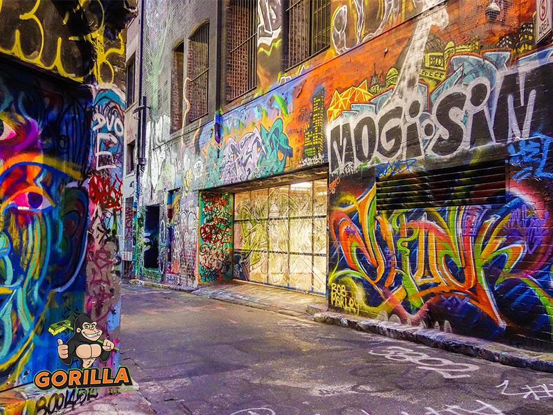 Combatting Common Forms of Graffiti