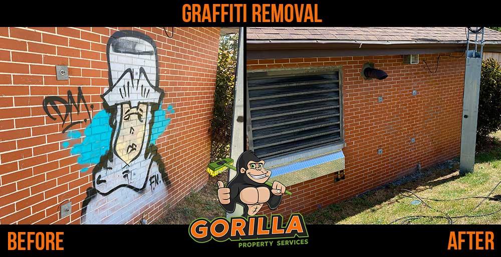 The Next Step: Anti-Graffiti Coatings